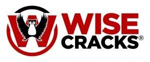wise cracks logo