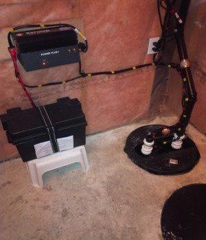 custom gartech sump pump